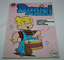 DANIEL EL TRAVIESO, TOMO CON 5 NUMEROS EL 1 2 3 4 Y 5, PLANETA DE AGOSTINI 1987,