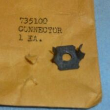 CESSNA COUPLING CONNECTOR p/n 735100 - AIRCRAFT