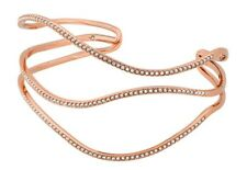Michael Kors  - Rose Gold-Tone Wonderlust Open Cuff Bracelet MKJ4435791