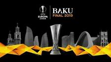 4 Tickets Europa League Final 2019 Cat1.