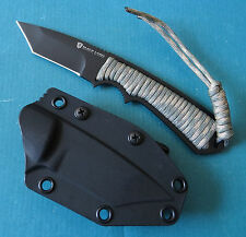 BROWNING Black Label Tanto Pt Paracord Knife 130BL - NEW First Priority Tactical