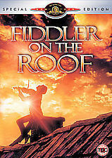 Fiddler On The Roof (DVD, 2003)  2DISC SPECIAL EDITION