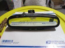 Saturn Vue Square Black Box Pontiac Rear View Mirror Auto Dim Compass Temp Comp