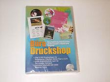 Büro Druckshop: 5000 Druckvorlagen   ( PC-CD ROM )