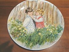 Wedgwood Collectors plate Be My Friend