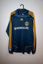 Vintage long sleeve LA Adidas Galaxy 07/08 Men's Large