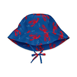 iPlay by green sprouts Baby & Toddler Lobster Ocean Sun Protection Hat UPF 50+