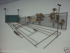 C Jere Bronze Tennis Racket  Wall Art Sculpture US Original Fun 3D CA Rare