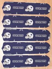 "New NFL DALLAS COWBOYS 52"" Ceiling Fan BLADES ONLY"