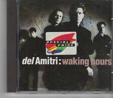 (GA70) Del Amitri, Waking Hours - 1989 CD