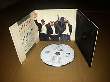 Luciano PAVAROTTI Placido DOMINGO SAMPLER w/ POP UP BOOK PACKAGE PROMO CD single