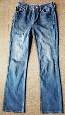 LEVI STRAUSS Original 875 Bootcut LEVI'S JEANS Women W8 L32 Pre-Owned Size 8
