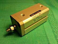 "16 mm Diámetro 125mm 4,9 /""Stroke único Rod Neumática Cilindro"