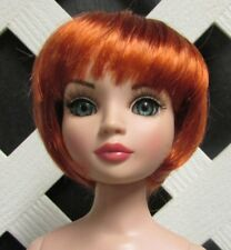 """Monique Gold Doll Wig """"Bubbles"""" Size 6/7 - Carrot Red"""