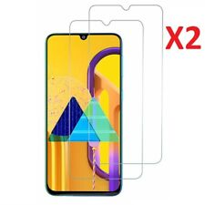 (2 Pack) Tempered Glass Screen Protector For Samsung Galaxy M31s