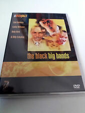 "DVD ""THE BLACK BIG BANDS"" COMO NUEVO CAB CALLOWAY LUCKY MILLINDER ANDY KIRK BILL"