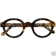 Eyewear round Epos Erebo  TR amber  turtle  47 27 145 new with box