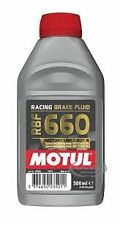 Fluido Liquido Olio Freno MOTUL Race Brake Fluid RBF 660 Factory Line DOT 4 0,5l