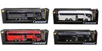 1/50 Cararama Scania Irizar PB Coach Bus Diecast Model Different Colors 57702