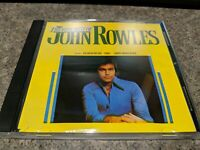 The Very Best of John Rowles CD, New Zealand - 12 tracks - RARE Fast Shipping
