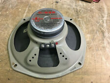 Jensen C-835 dual cone 8 inch fullrange driver with whizzer cone