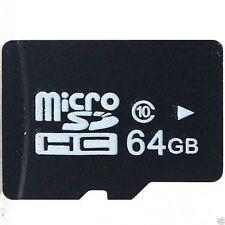 Markenlose Speicherkarten mit 64GB
