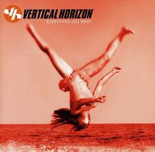 Vertical Horizon - Everything You Want [New CD]