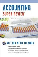 Super Review Accounting, Paperback by Fogiel, M., Acceptable Condition, Free ...
