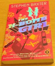 THE H-BOMB GIRL Stephen Baxter Book (Paperback)