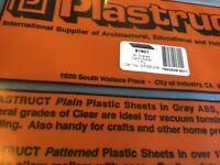 Plastruct 91801 Sheet water calm new