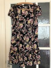 Next Pretty Trendy Floral Dress Vgc Size 14