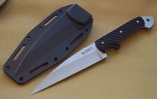 Couteau CRKT C-K Dragon Fighting Acier 9Cr18MoV Manche G-10 Etui Kydex CR2010