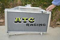 3 Row Aluminum radiator for 1955-1971 Morris Minor 1000 948/1098 MT 56 57 58 59