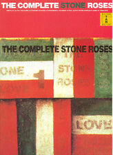 The Complete Stone Roses Learn to Play Pop Rock Guitar TAB Music Book