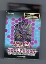 Yugioh SOUL FUSION SPECIAL EDITION  MINI Box BOOSTER PACKS ENGLISH