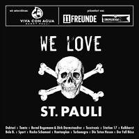 WE LOVE ST.PAULI  CD NEU