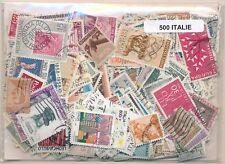 Italia / Italia    US  Paquete  500 sellos diferentes
