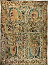 Antique Tapestry Rug BB5773