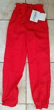 Vintage NILS SHINY RED SHELL PANT - Ski Bunny Snowboard - New old stock! Size S