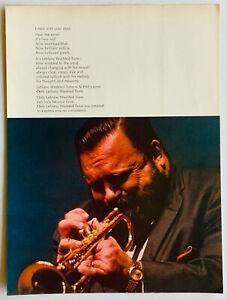 AL HIRT vintage ADVERT LEBLANC Golden Horn Trumpet