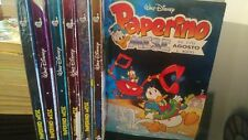 Fumetto PAPERINO MESE della Walt Disney Anno 1994 numeri da 163 a 170 tranne 165