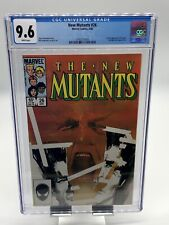 New Mutants #26 CGC 9.6 White Pages 1st  Full Appearance of Legion NEW CASE