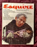 ESQUIRE September 1971 Roman Polanski Germaine Greer Norman Mailer Bruce Dern