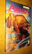 ISAAC ASIMOV SCIENCE FICTION MAGAZINE-1993-TELEMACO COMICS-ROBINSON-FOWLER--SR36