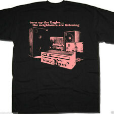 Steely Dan Turn Up The Eagles Black The Neighbours Men S-234XL T-Shirt S932