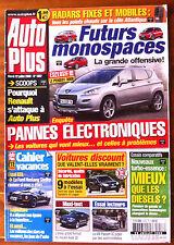 AUTO PLUS du 22/07/2008; Enquête Pannes électroniques/ Voitures discount/ Turbo