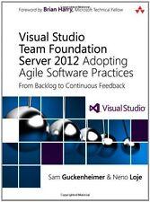 Visual Studio Team Foundation Server 2012: Adoptin