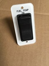 Carling Fuel Pump On/off Switch 20A 12v V1D1 0935R Camper Trailer RV Boat NOS