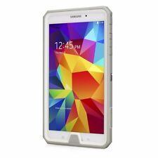 Poetic Revolution Rugged Hybrid Case For  Galaxy Tab 4 8.0 Tablet  White