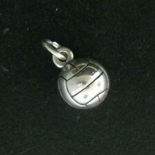 RETIRED James Avery Volleyball Sterling Silver Charm